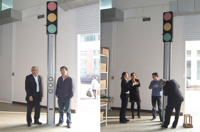 无锡安邦电气交通信号灯