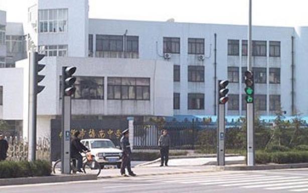 江苏无锡信号灯