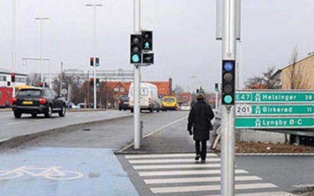 丹麦信号灯