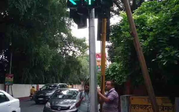 印度信号灯